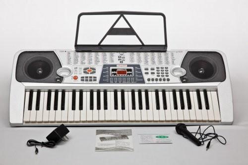 Elektronické klávesy XTS-5888 61 kláves Piano