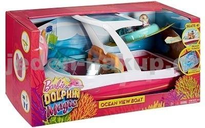 MATTEL BARBIE DM Magický delfín člun