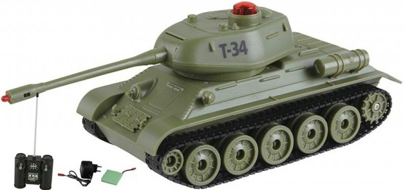 All4toys RC T34 Tank 1:32