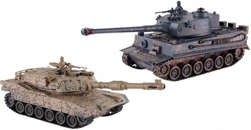 All4toys RC Tank M1A2 PK 1:24