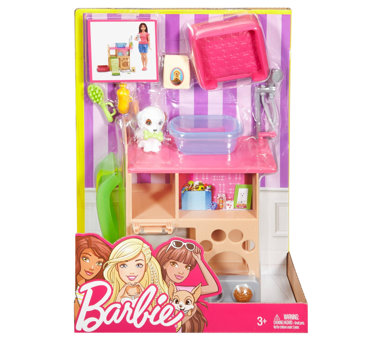 Mattel Barbie Nábytek hrací koutek