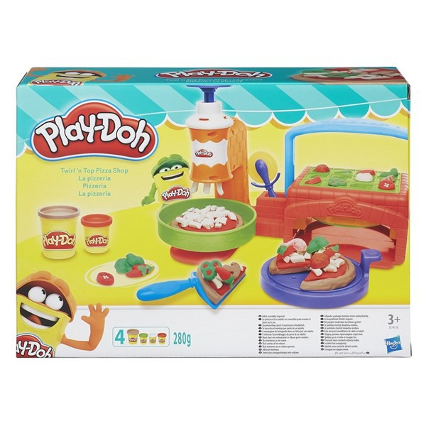 Play-Doh Hasbro Pizzerie