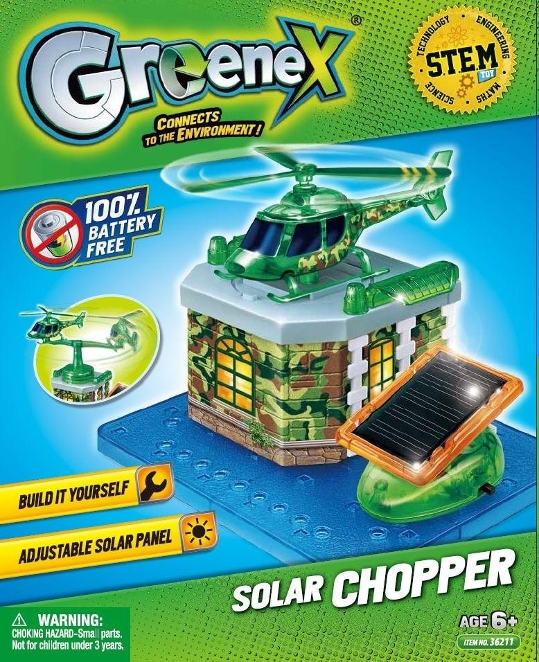 Sol Expert Solární vrtulník