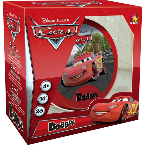 Hra ADC Blackfire Dobble Cars
