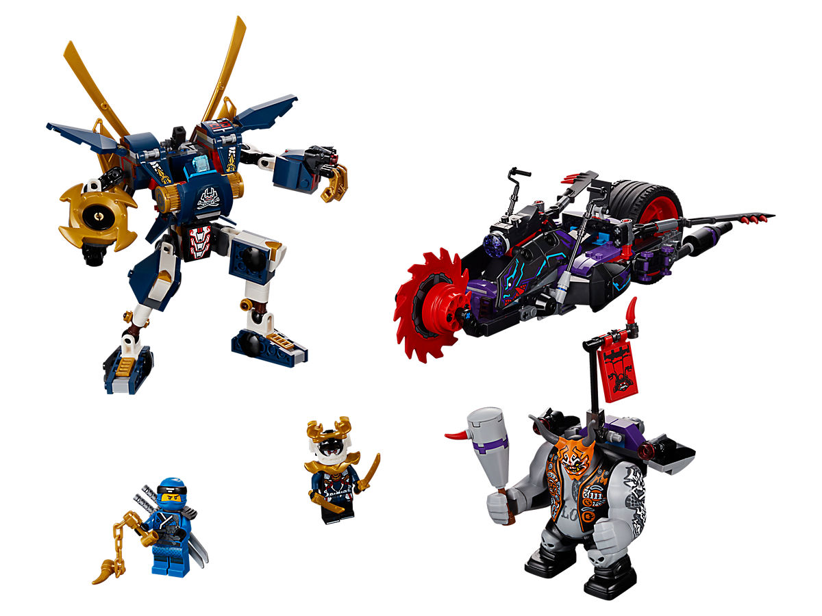 Lego Ninjago 70642 Killow vs. Samuraj X