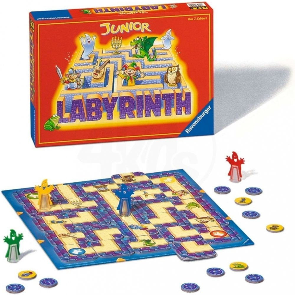 All4toys Ravensburger Labyrint Junior
