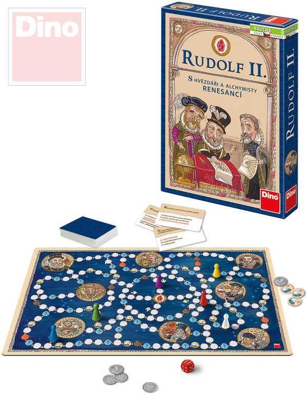 Dino Společenská hra Rudolf II