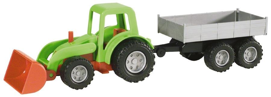 All4toys Traktor s přívěsem