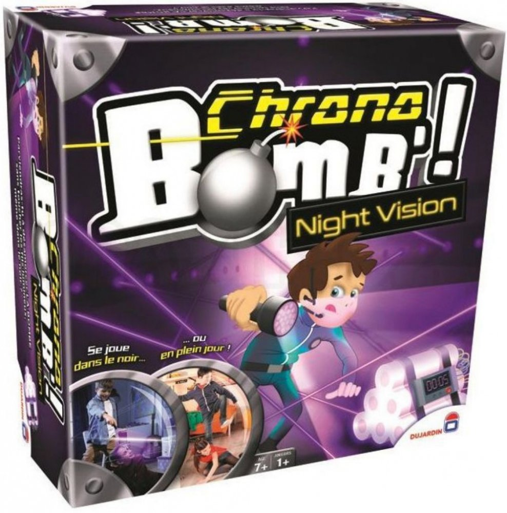 EPline Cool Games Chrono Bomb night vision