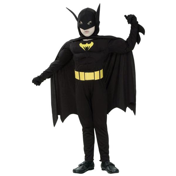 Alltoys Kostým Netopýr/Batman 130-140cm