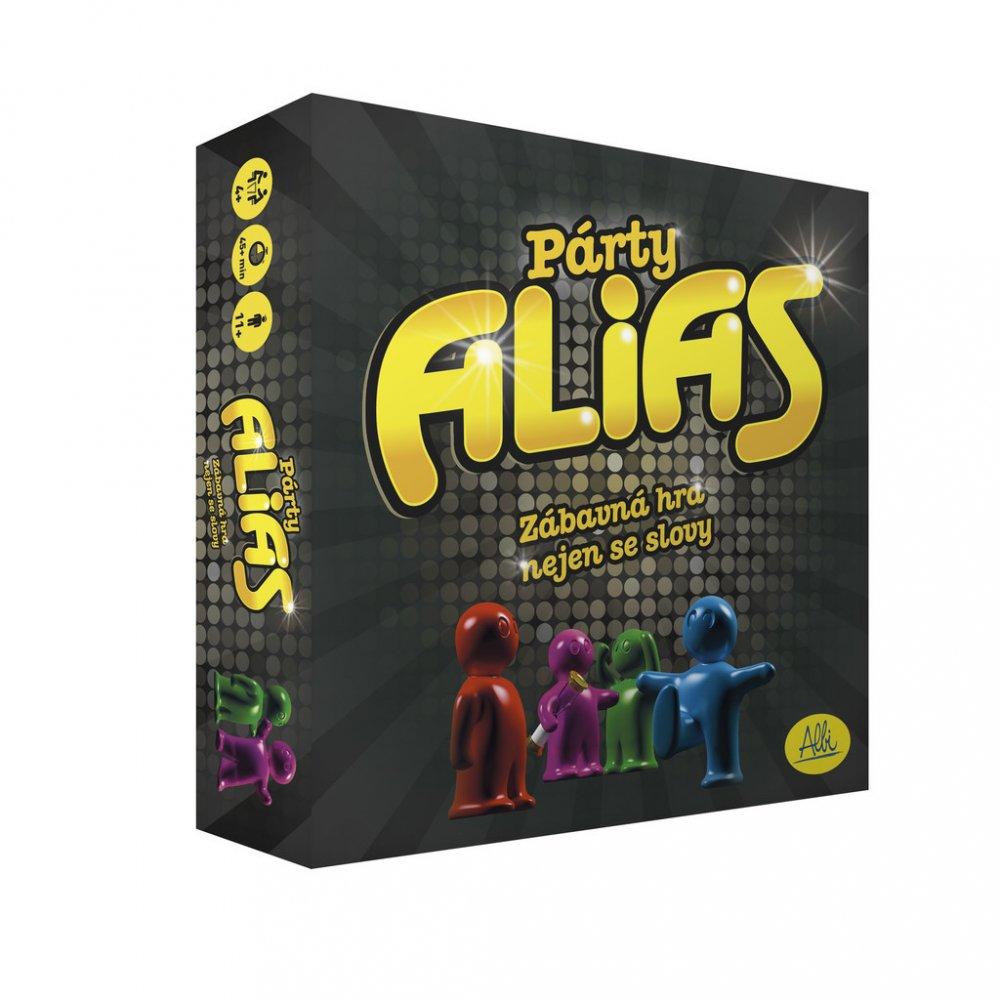 Albi Párty Alias Zábavná hra se slovy!