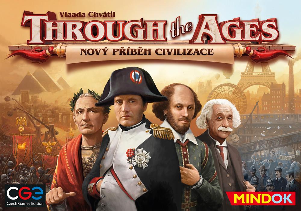 Mindok Through the Ages Nový příběh civilizace