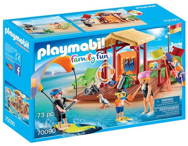 ŠKOLA VODNÍCH SPORTŮ playmobil 70090