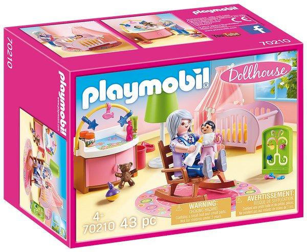 Playmobil 70210 Dětský pokojíček