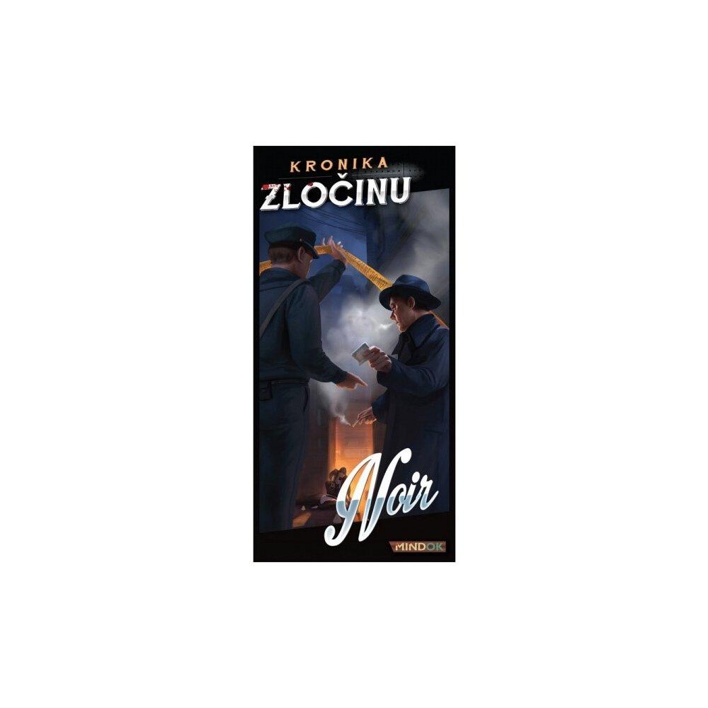 Mindok Kronika zločinu Noir