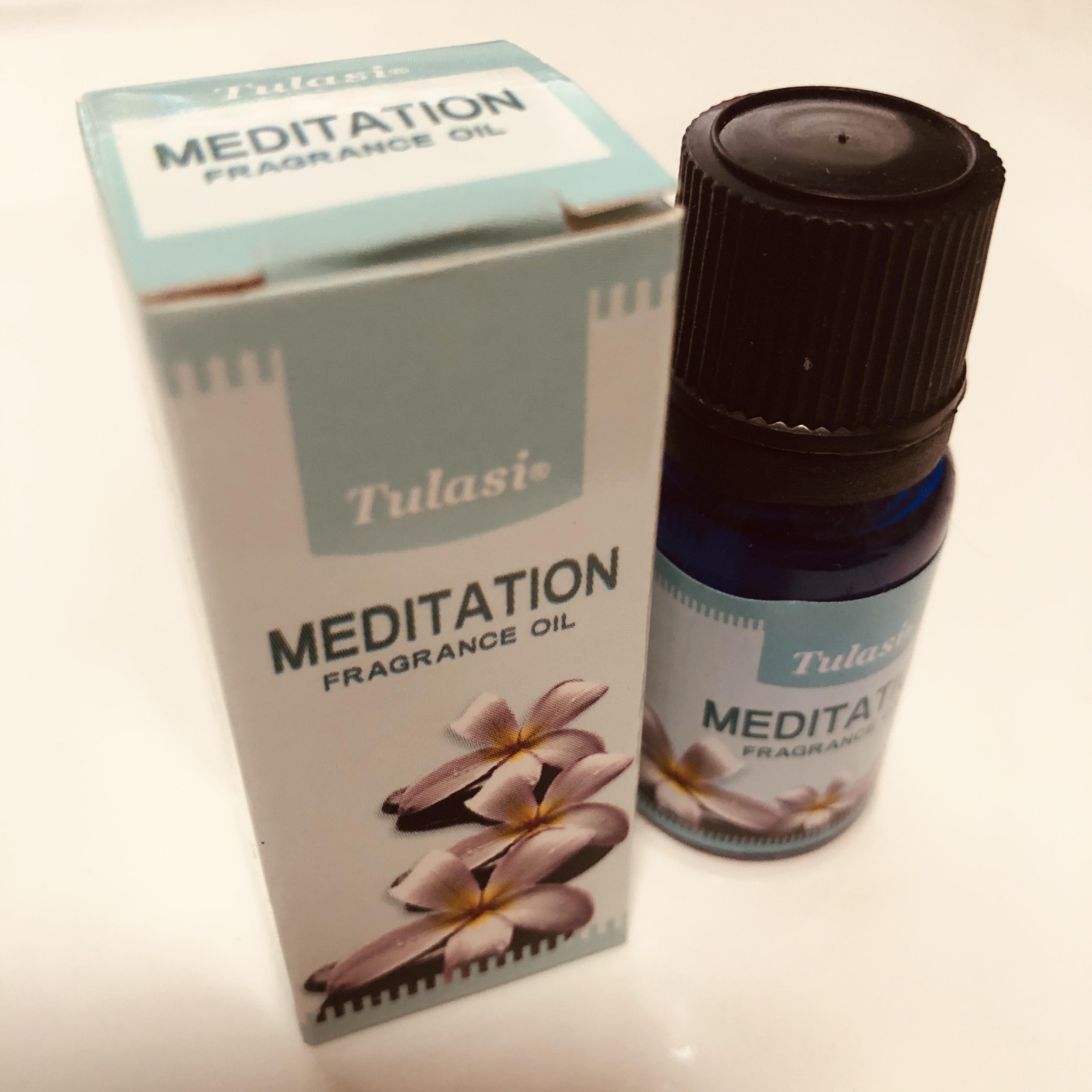 Tulasi esenciální vonný olej Meditační 10 ml