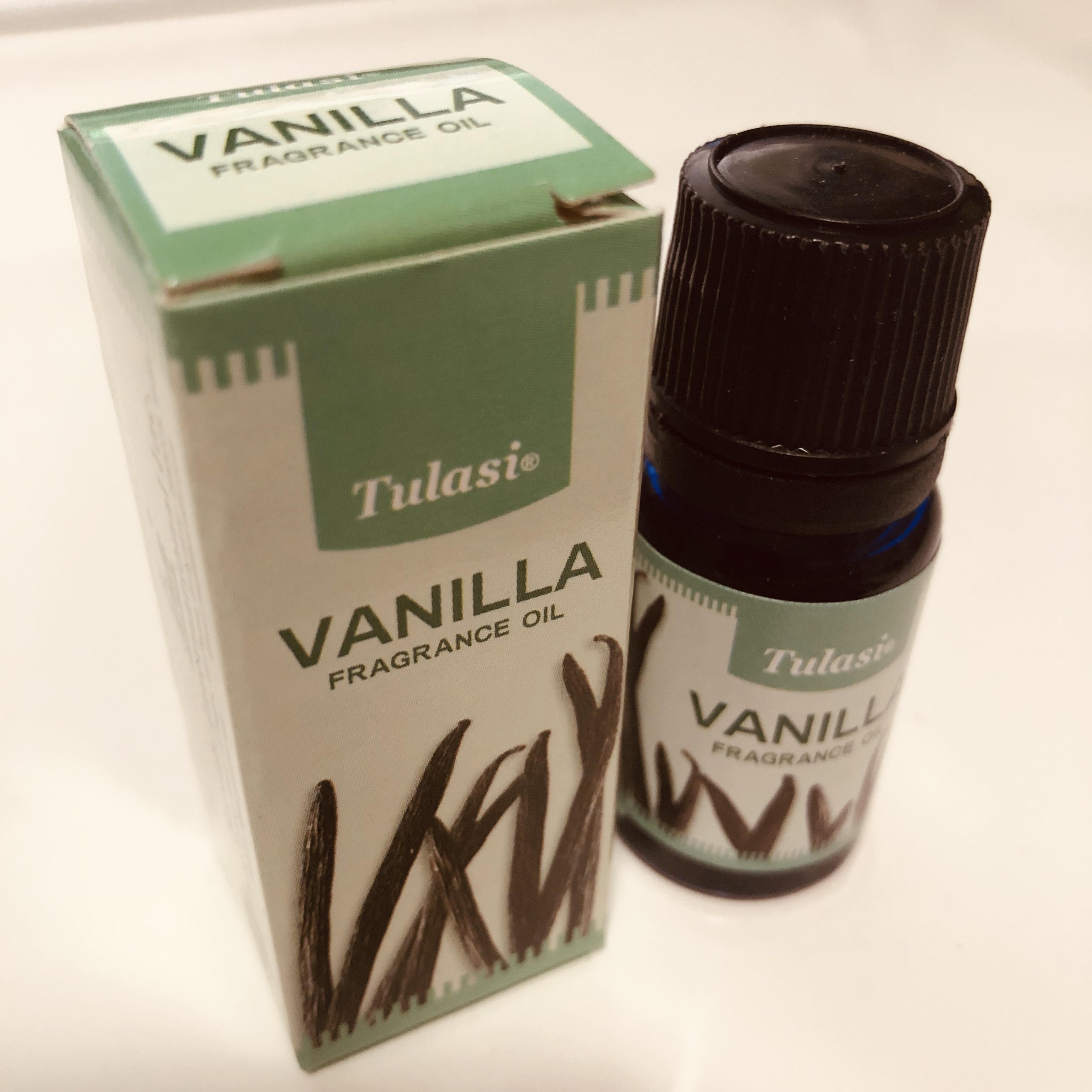 Tulasi esenciální vonný olej Vanilka 10 ml