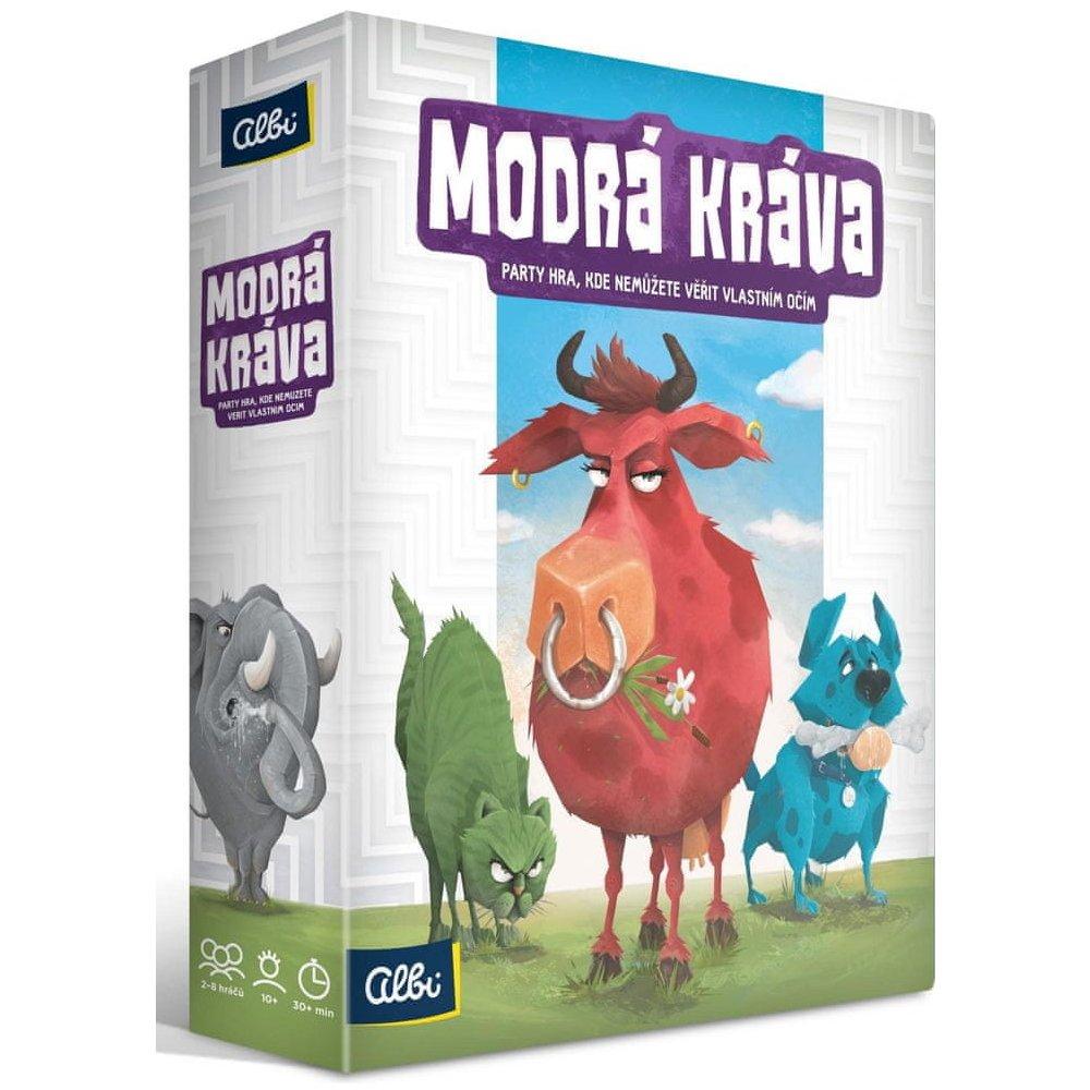 Albi Modrá kráva