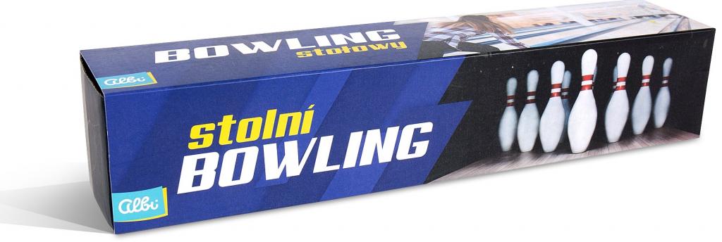 Albi Stolní bowling