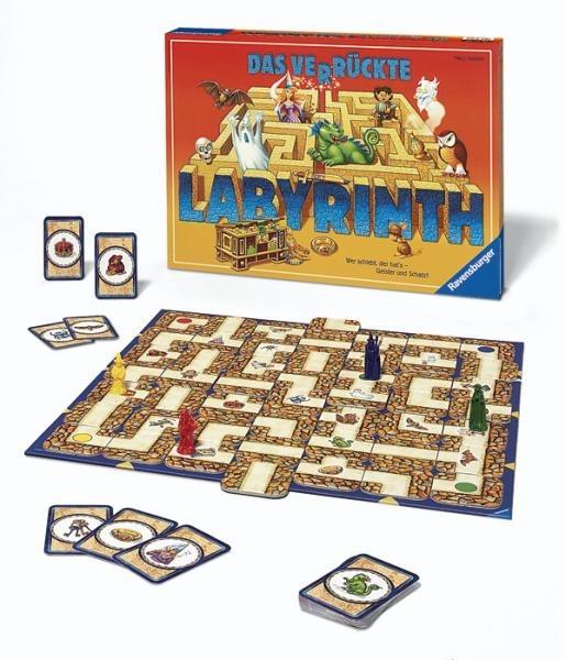 All4toys Labyrinth společenská hra