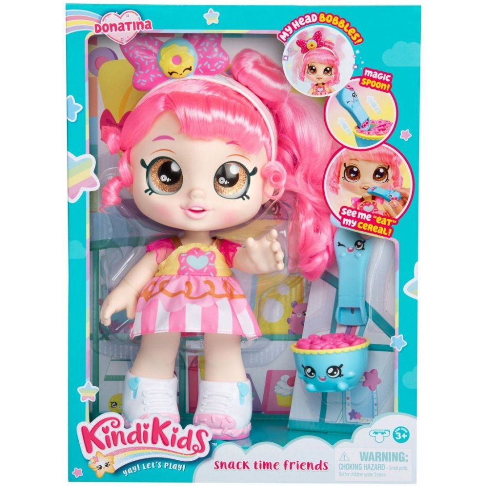 TM Toys Kindi Kids panenka Donatina