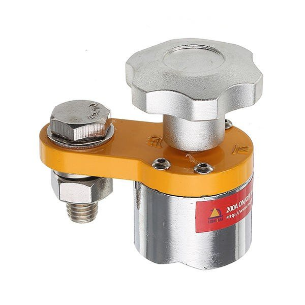 Unimagnet Svařovací magnet – magnetická zemnící svorka na sváření 200A
