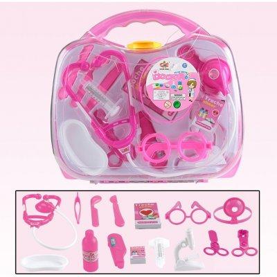 Alltoys Doktorský set v kufříku pro holky