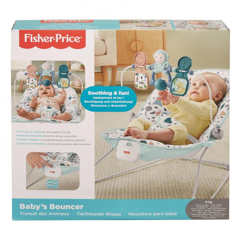 Mattel GPH13 - Fisher Price SEDÁTKO TERRAZZO