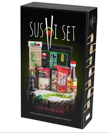 Tandoori Sushi set FW dárkové balení