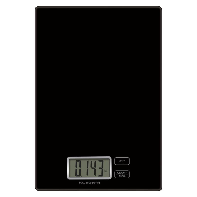 Emos Digitální kuchyňská váha TY3101B, černá EV014B