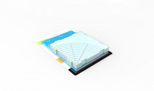 3D SIMO 3DSimo Silikonové podložky