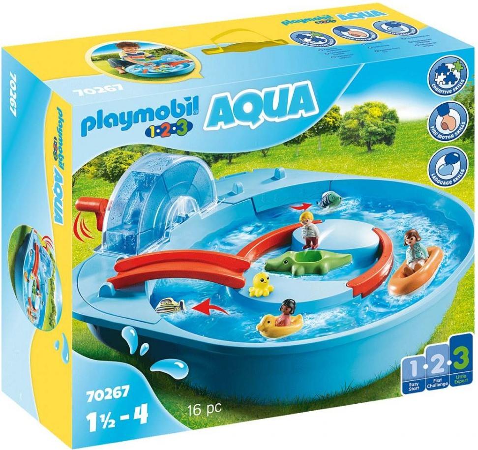 Playmobil 70267 Veselá vodní jízda