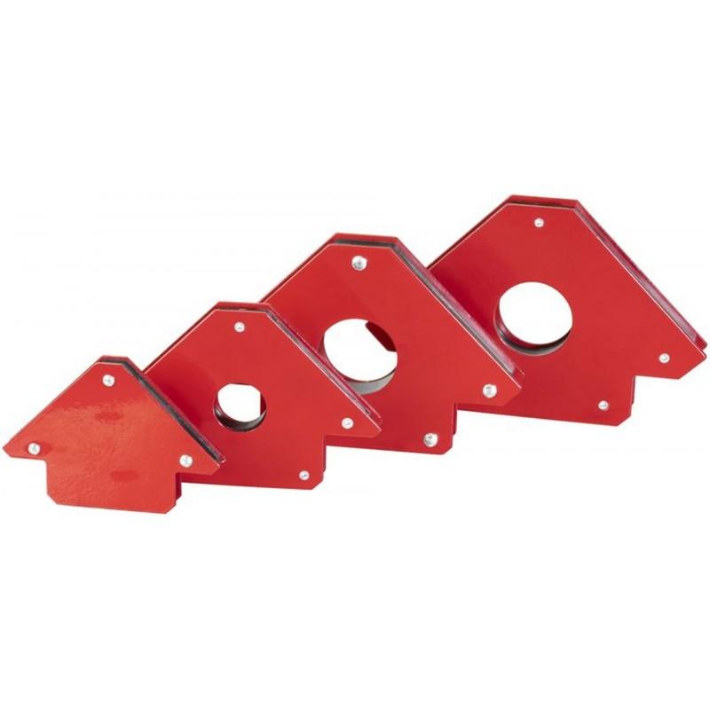 GÜDE Sada svařovacích magnetů (4ks) 20102