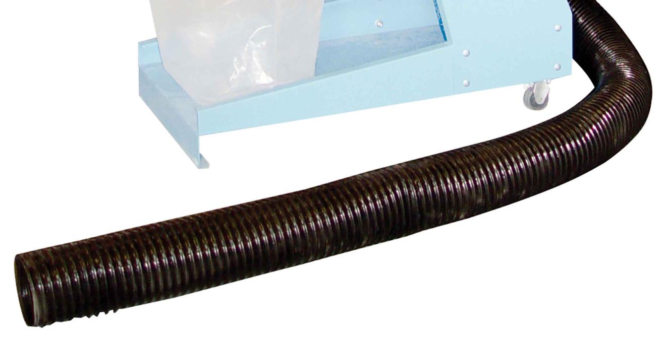 GÜDE Sací hadice (2 m) k odsávacímu zařízení GAA 65 55160