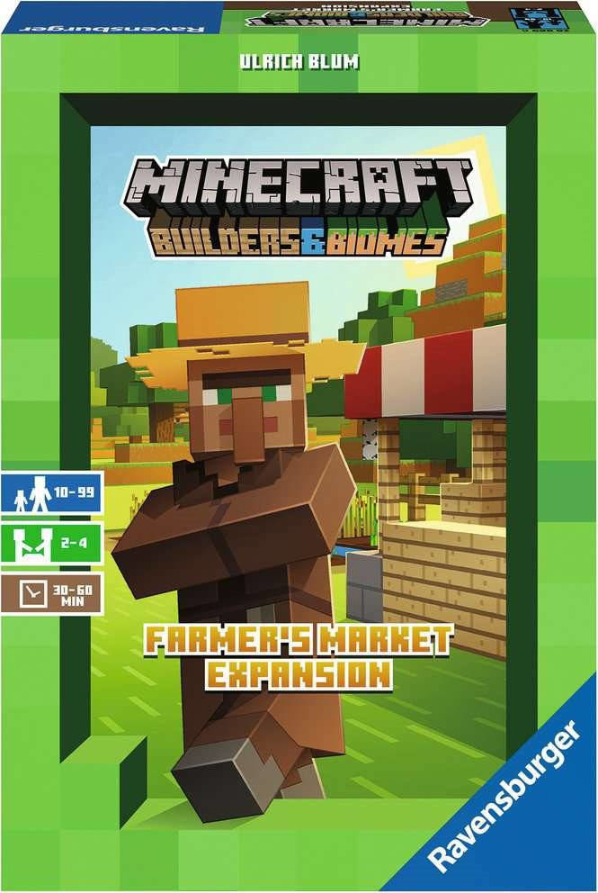 Ravensburger Minecraft Farmářský trh