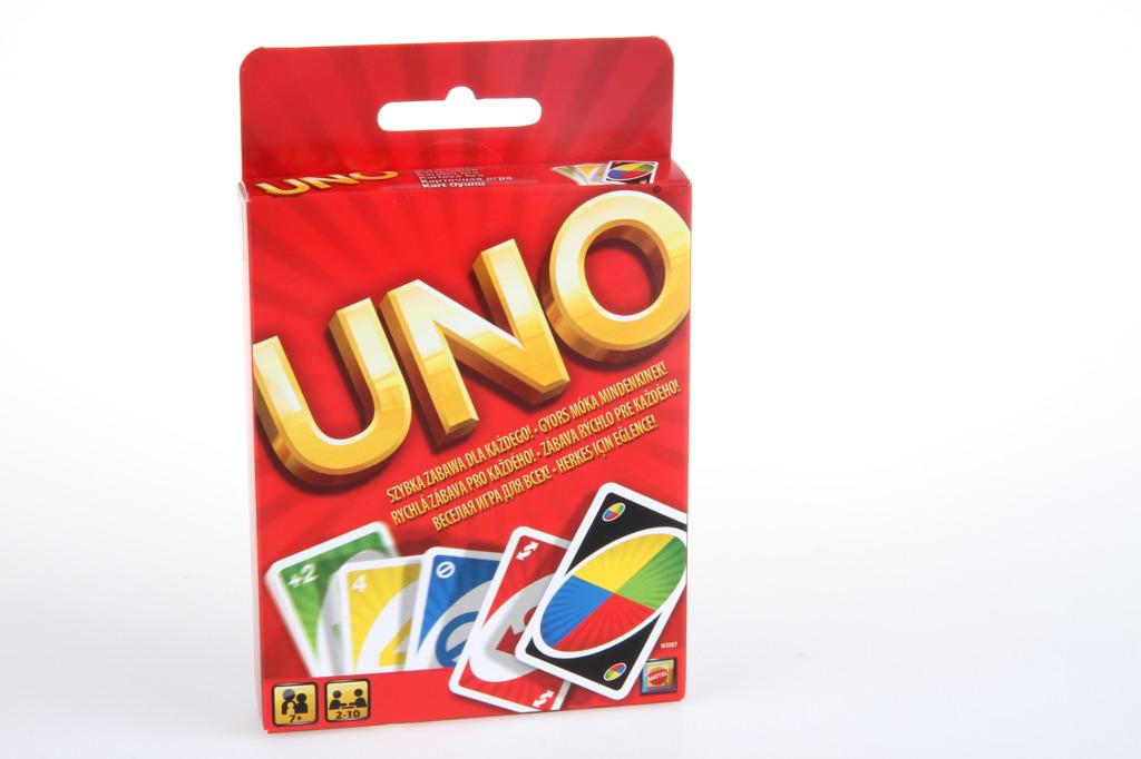 All4toys Mattel Uno karty Klasická karetní hra