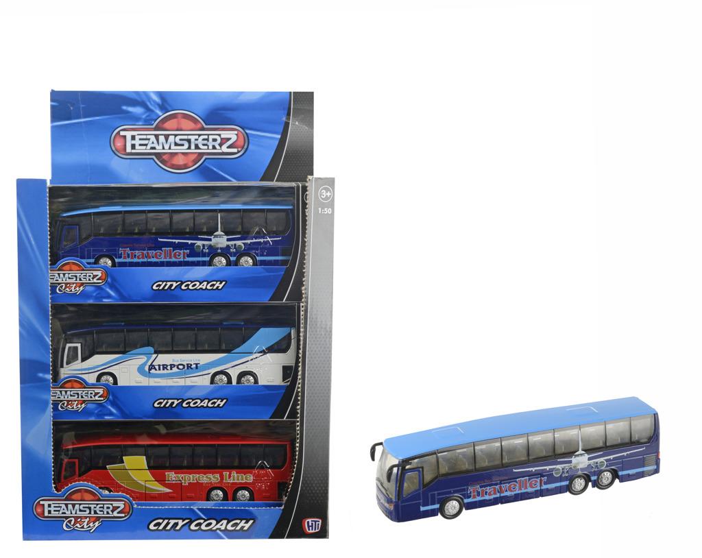 All4toys Teamsterz městský autobus