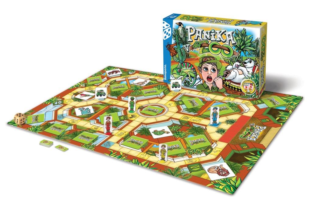 All4toys Společenská hra Panika v Zoo