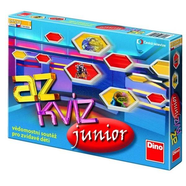 All4toys Hra A-Z Kvíz junior