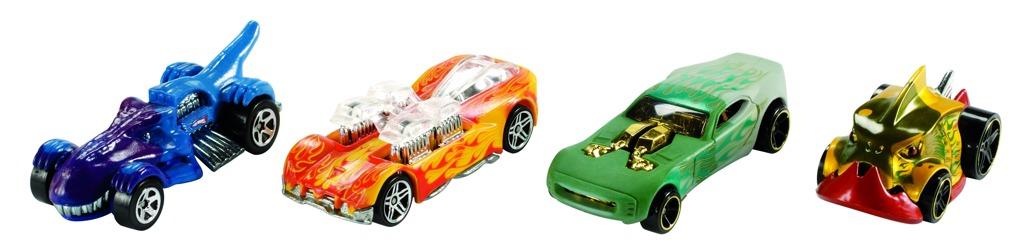 All4toys Hot Wheels angličák color shifters