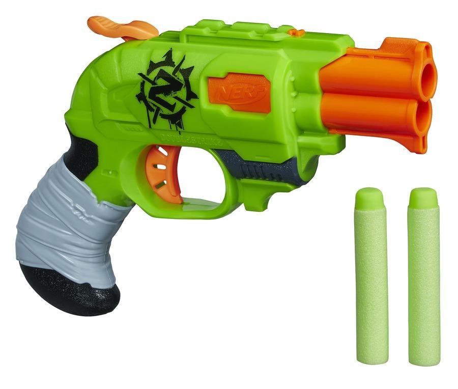 All4toys NERF Zombie kapesní pistole
