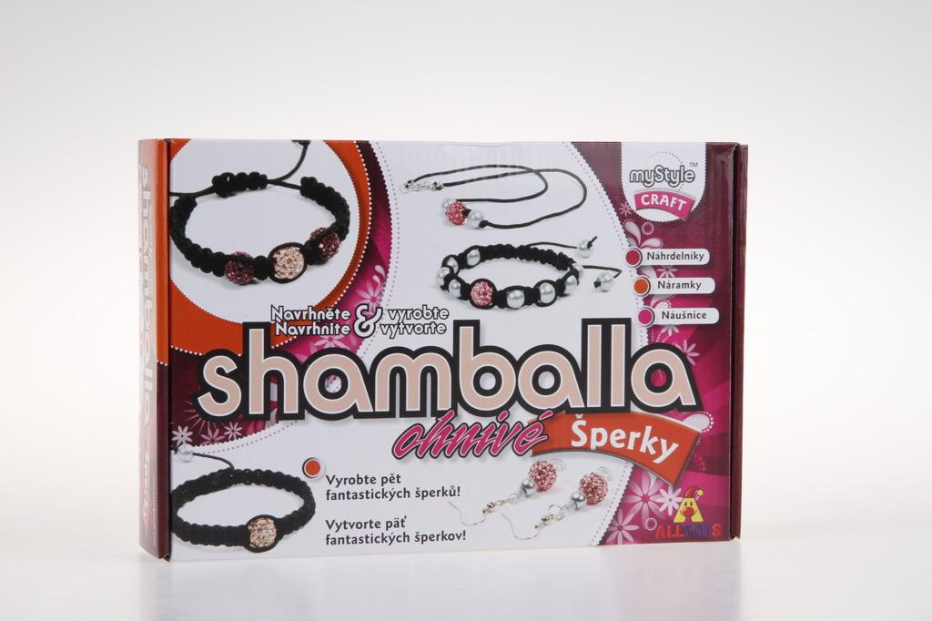 All4toys MyStyle - Shamballa ohnivé šperky