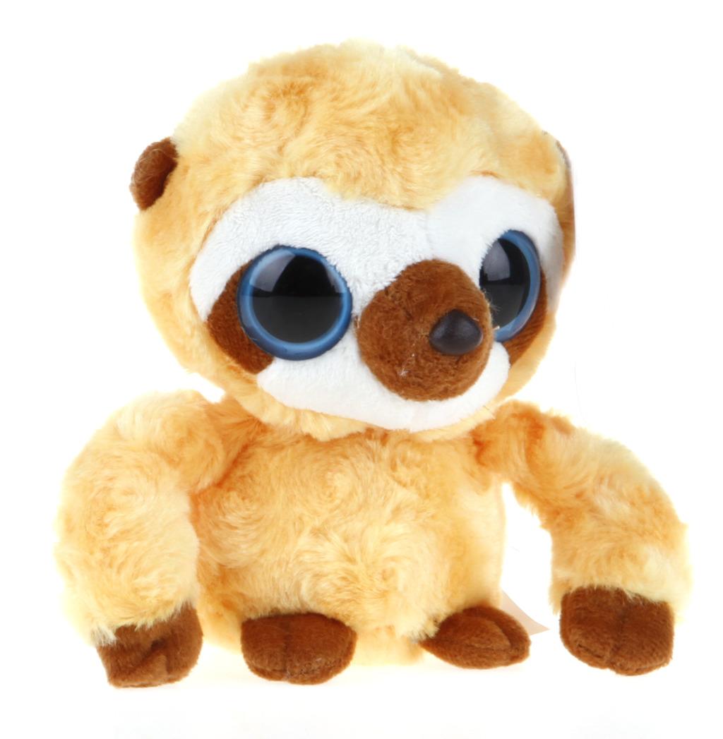 All4toys Opička oranžová plyšová Yoo Hoo 15cm