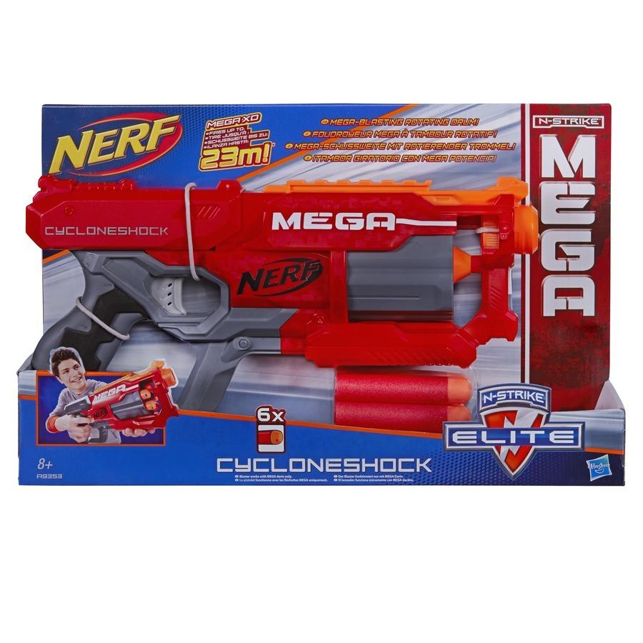 All4toys NERF Mega s rotačním zásobníkem