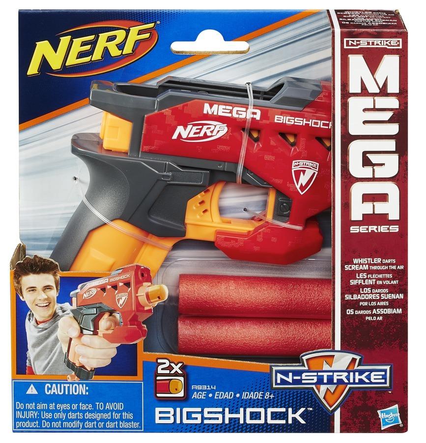 All4toys Nerf Mega nejmenší mega pistole