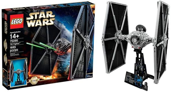 LEGO Star Wars 75095 Exclusive TIE Fighter