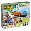LEGO DUPLO 10875 Nákladní vlak