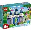 LEGO Disney Princess 43178 Popelka a oslava na zámku