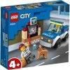 LEGO City Police 60241 Jednotka s policejním psem