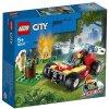 LEGO City 60247 Lesní požár